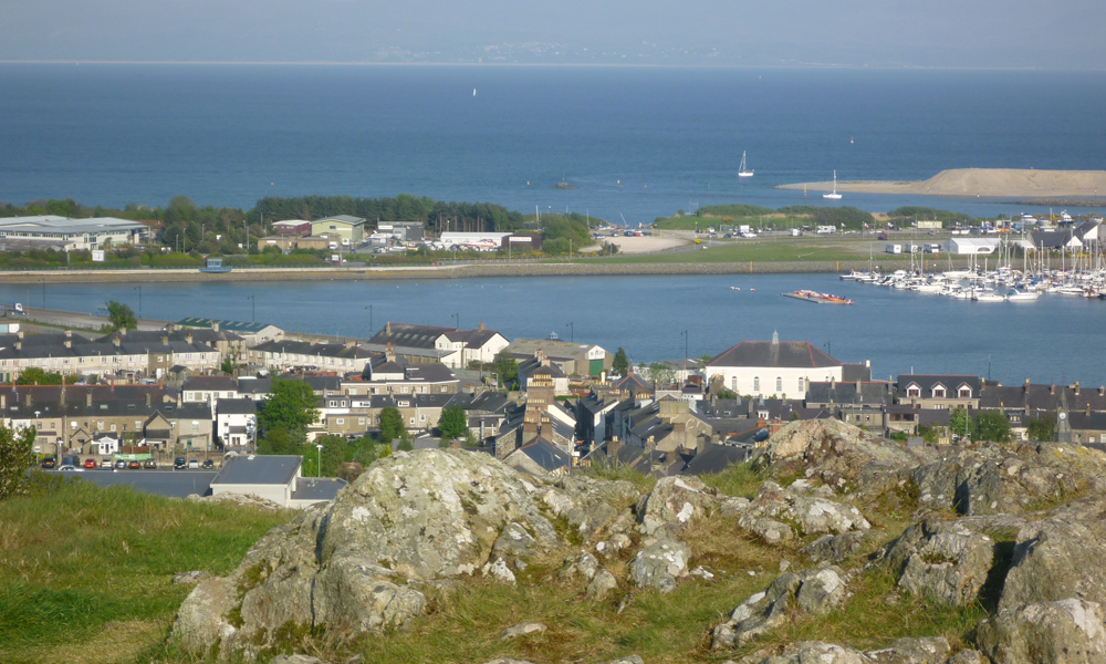 View of Pwllheli